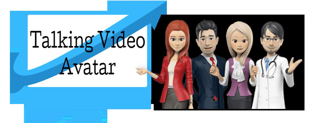 Talking Video Avatar